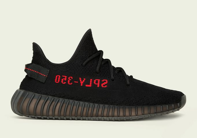 adidas Yeezy Boost 350 V2 Black Red Release Date