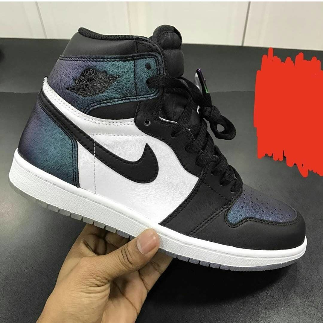 Air Jordan 1 All-Star Chameleon 2017 Release Date