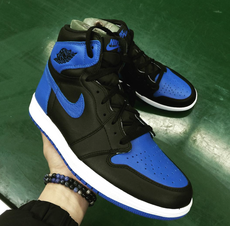 air jordan 1 og royal 2017 retro release date sneaker bar detroit. Black Bedroom Furniture Sets. Home Design Ideas