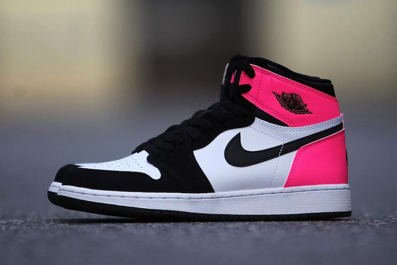 04fd4186d81c Air Jordan 1 Valentines Day 881426-009 Black Pink - SBD