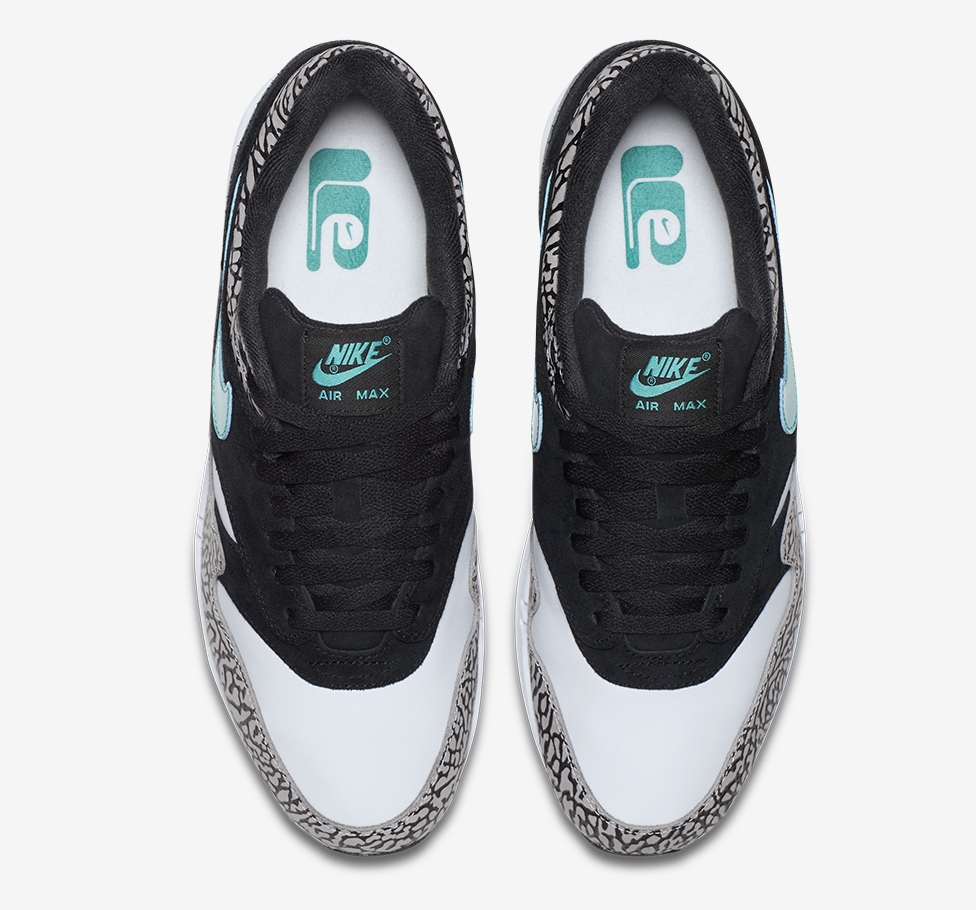 Nike Air Max 1 Atmos Elephant 2017 Release Date