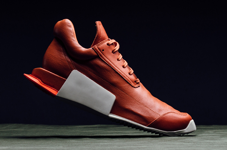 Rick Owens x adidas Level Runner Low Collection