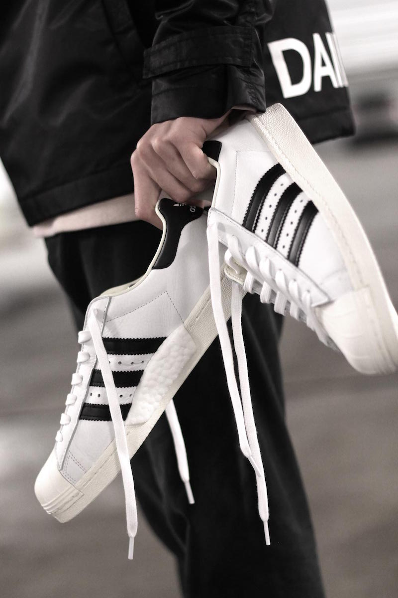 Adidas Ad Adidas Shell Toe Superstar