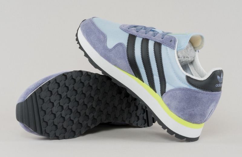 adidas Haven Easy Blue Core Black Solar Yellow