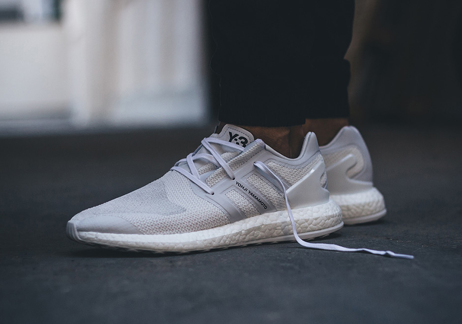 adidas Y-3 Pure Boost Triple White