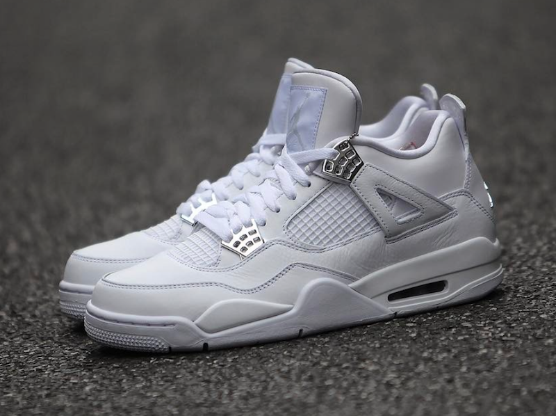 Air Jordan 4 Pure Money May 13th 2017