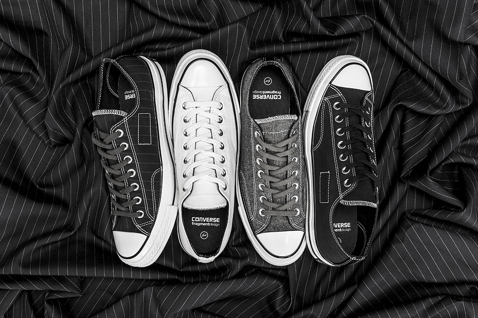fragment design x Converse CT70 Ox