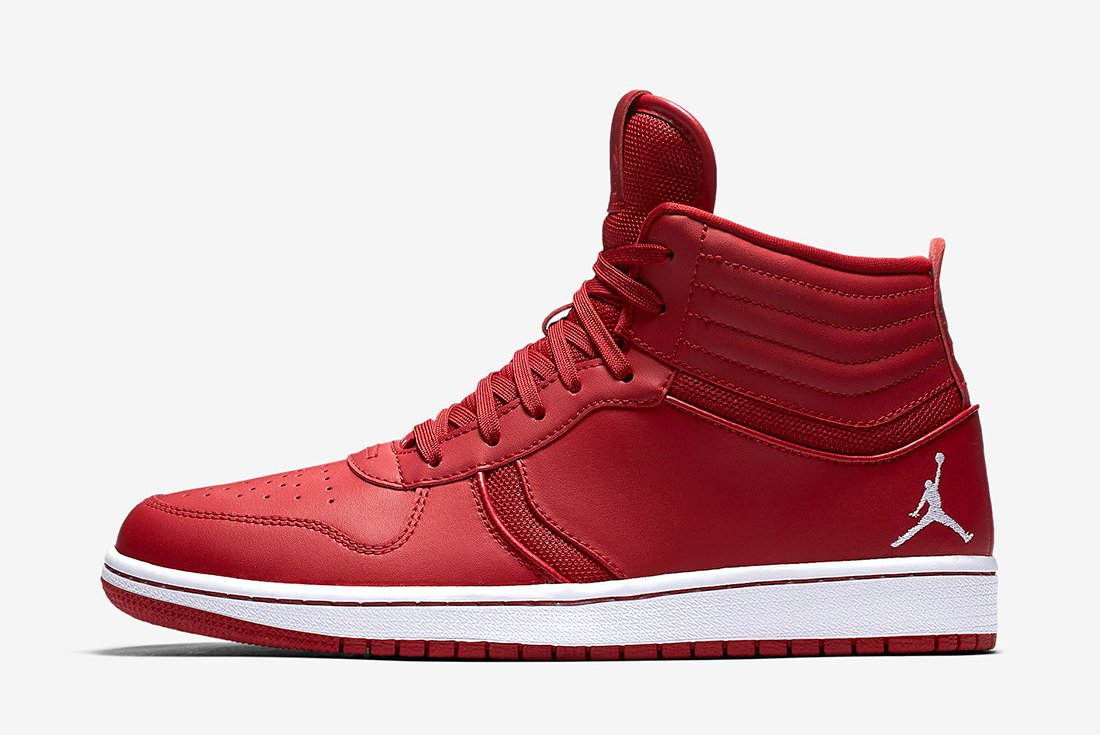 Jordan Heritage Gym Red 886312-601