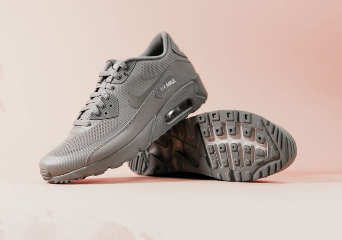 the latest f0120 f1287 Nike Air Max 90 Ultra 2.0 Cool Grey 875695-003