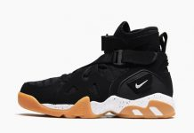 Nike WMNS Air Unlimited Black Gum 881204-001