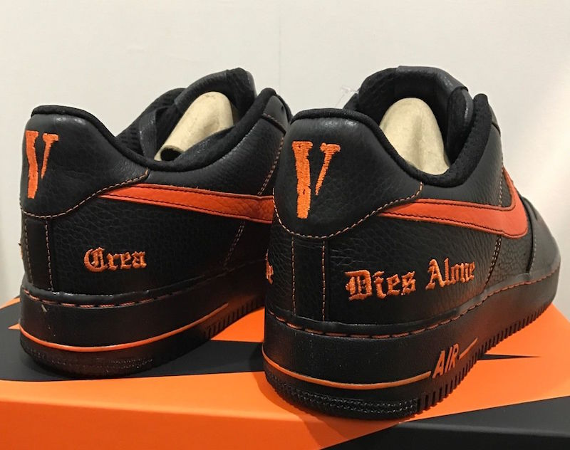 new concept e01d1 1e044 VLONE x NikeLab Air Force 1 Low
