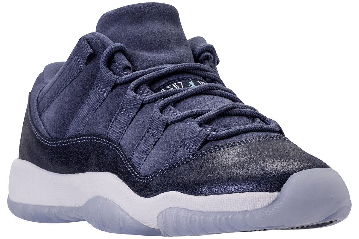 Blue Moon Air Jordan 11 Low