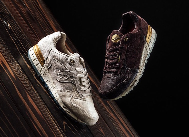 Saucony Shadow 5000 Crackled Leather Collection