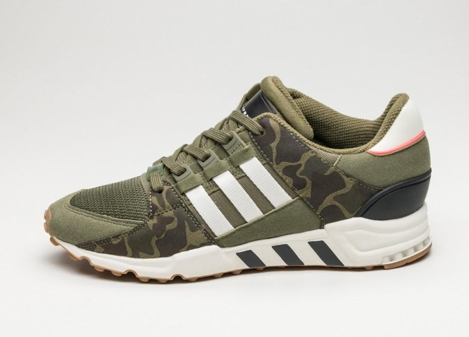 adidas EQT Support RF Green Camo BB1323