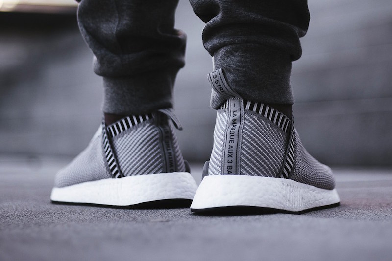 adidas NMD City Sock 2 Black Grey