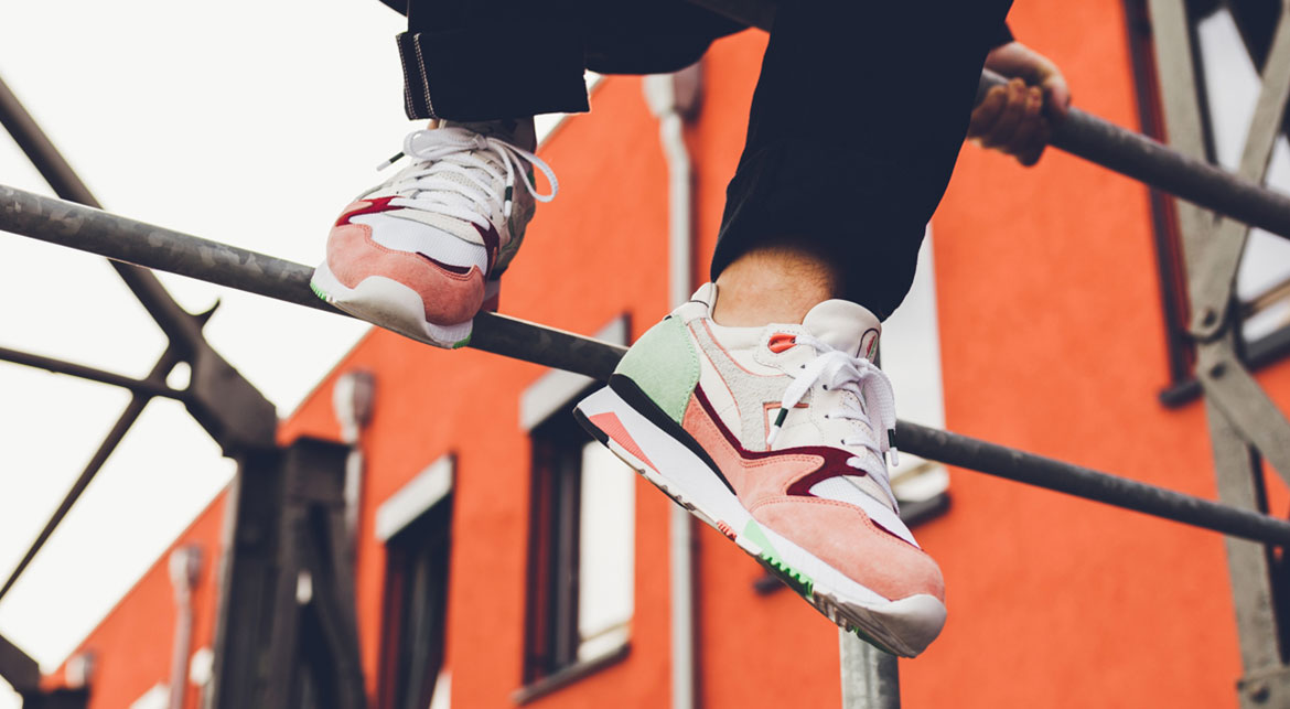 Afew Diadora V7000 Highly Addictive Capsule Collection