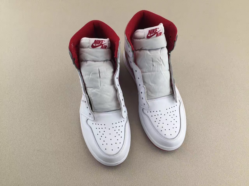 Air Jordan 1 Metallic Red 2017 555088-103