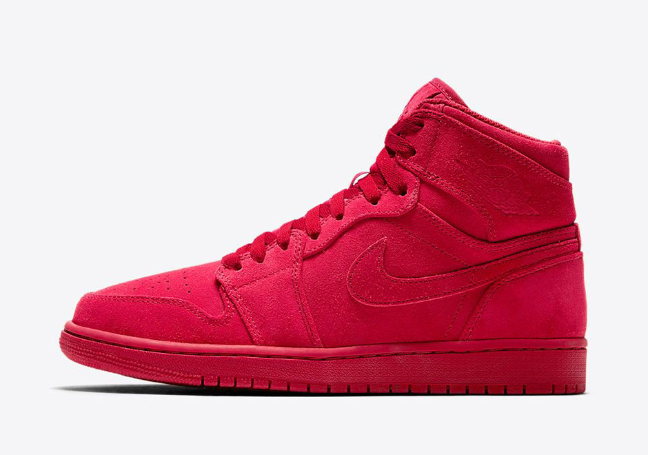 2dba23eb43df Air Jordan 1 Suede Collection Release Date - Sneaker Bar Detroit