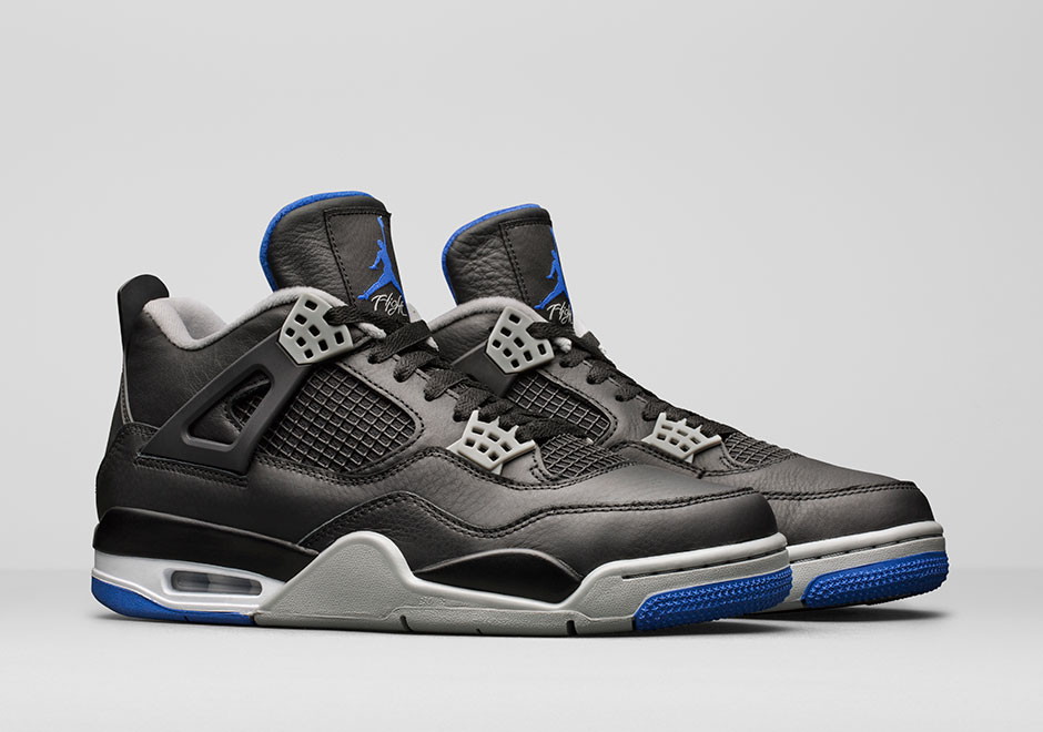 Air Jordan 4 Alternate Motorsport Release Date