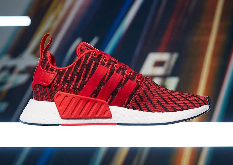 JD Sports adidas NMD R2 Pack April 2017