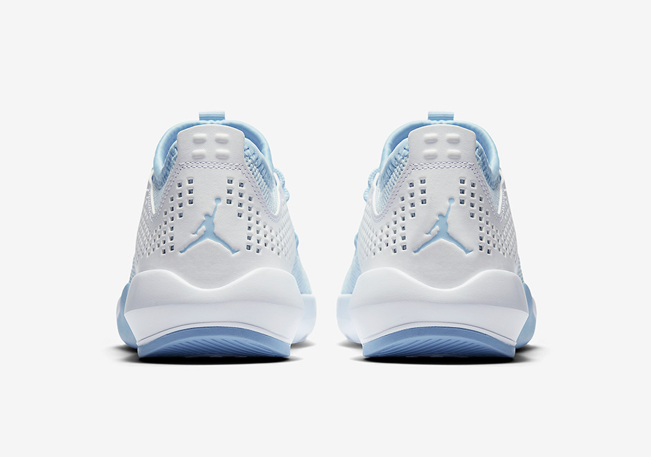 Jordan Express White University Blue