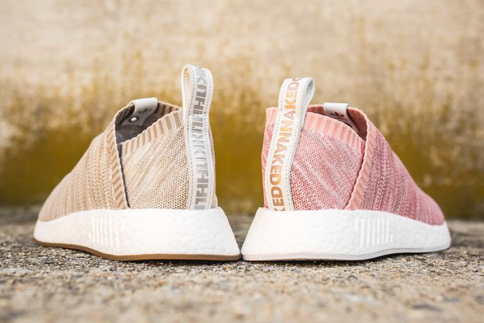Kith x Naked x adidas NMD CS2 Release Date