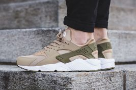 The Nike Air Huarache Releasing in Earthy Tones