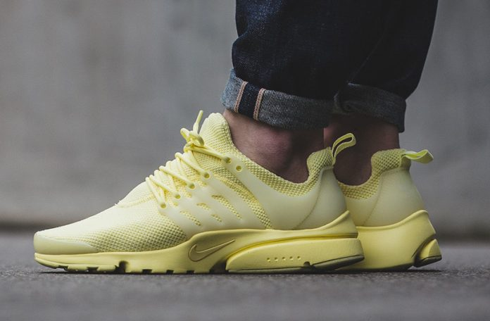 Nike Air Presto Ultra Breeze Lemon Chiffon 898020 700 SBD