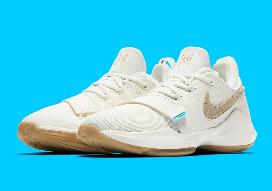 Nike PG 1 Ivory Gum Light Brown Release Date