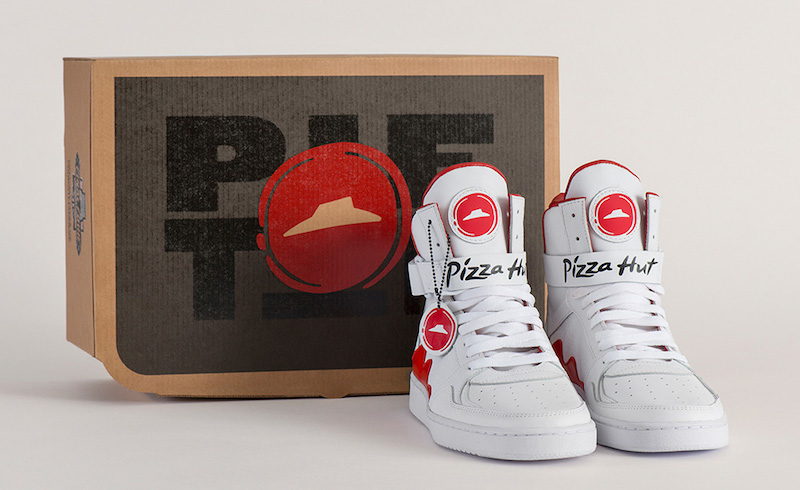 Pizza Hut Pie Tops