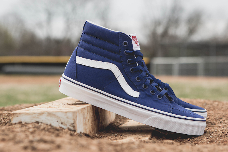MLB x Vans Los Angeles Dodgers Pack
