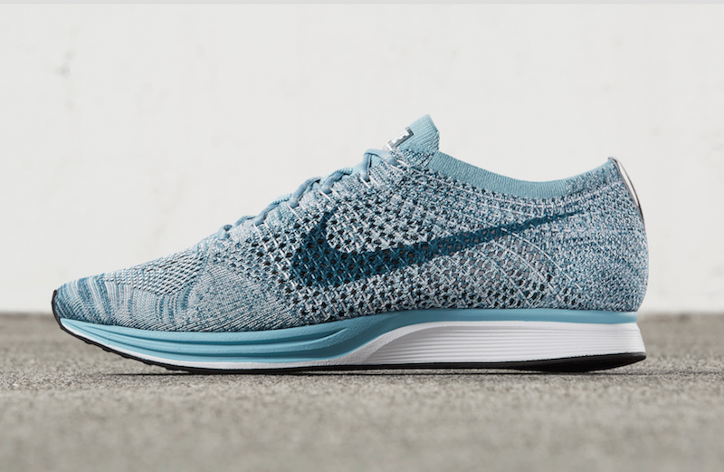 pick up e6a59 1cdd6 Nike Flyknit Racer Macaroon Pack Release Date