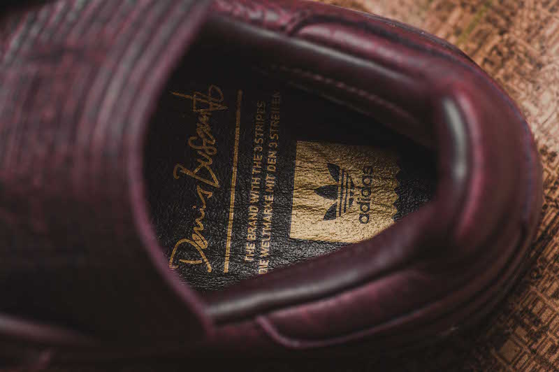 adidas Busenitz Pro Horween Bison Leather