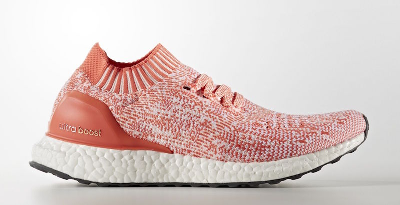adidas Ultra Boost Uncaged Haze Coral BA7932