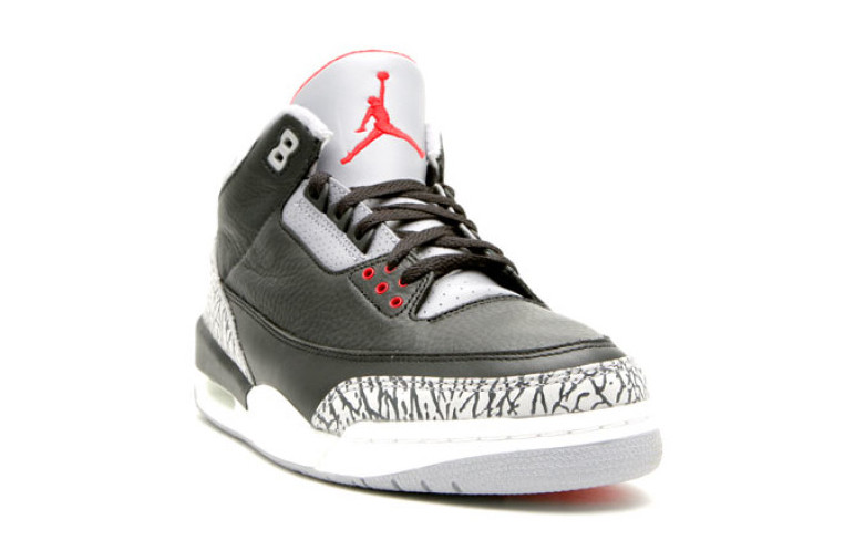 Air Jordan 3 OG Black Cement 2018 Release Date