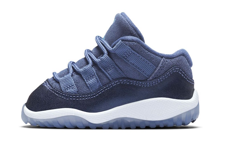 Air Jordan 11 Low Blue Moon Toddler