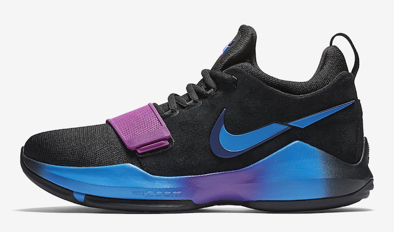 Nike PG 1 Flip the Switch Side