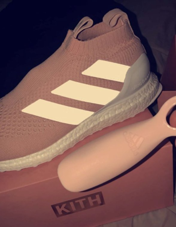 Kith adidas ACE 16+ Ultra Boost Vapour Pink CM7890