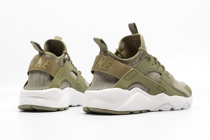 Nike Air Huarache Run Ultra Premium Olive