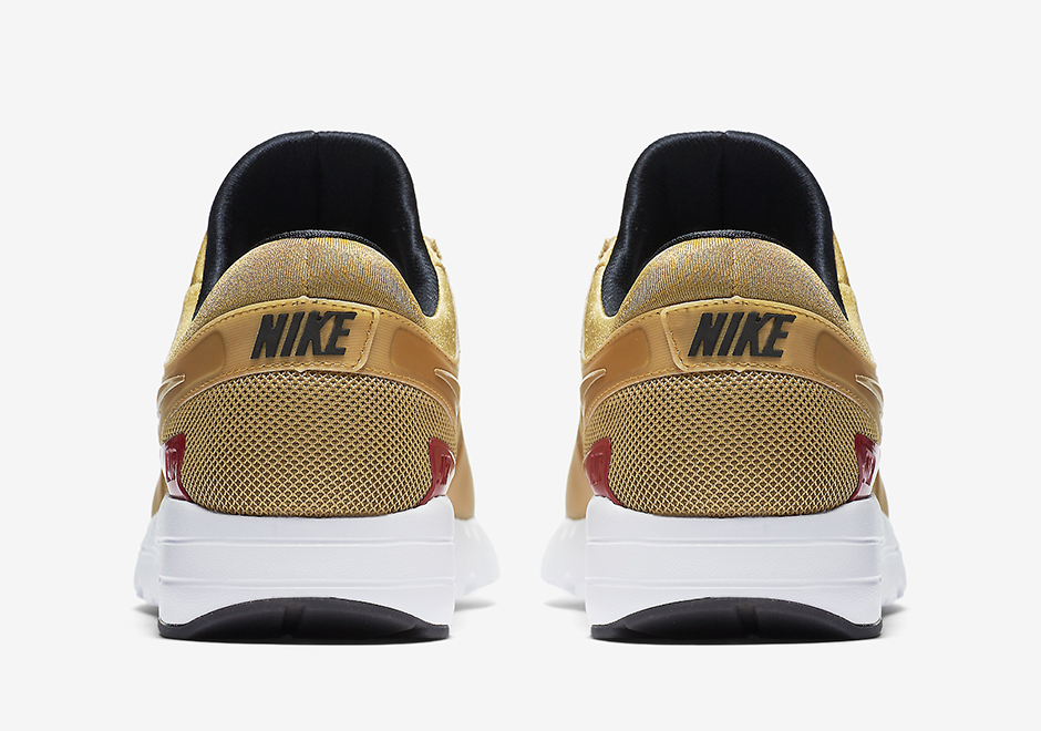 Nike Air Max Zero Metallic Gold 789695-700