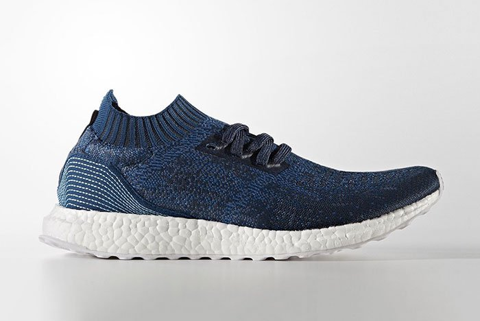 the best attitude a5a43 85dd6 Parley adidas Ultra Boost Uncaged Blue Release Date ...
