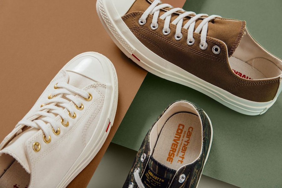 Carhartt WIP x Converse Chuck Taylor Collection