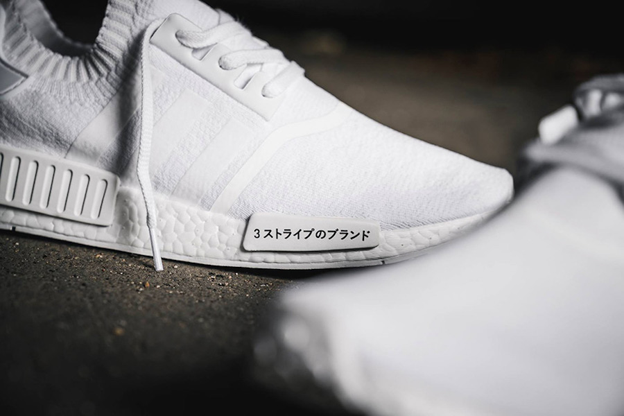 adidas NMD Japan Pack Triple White BZ0221