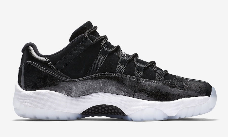 Air Jordan 11 Low Barons Release Date