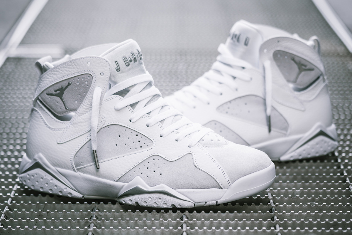 529d10db839 Air Jordan 7 Pure Money Release Date - Sneaker Bar Detroit
