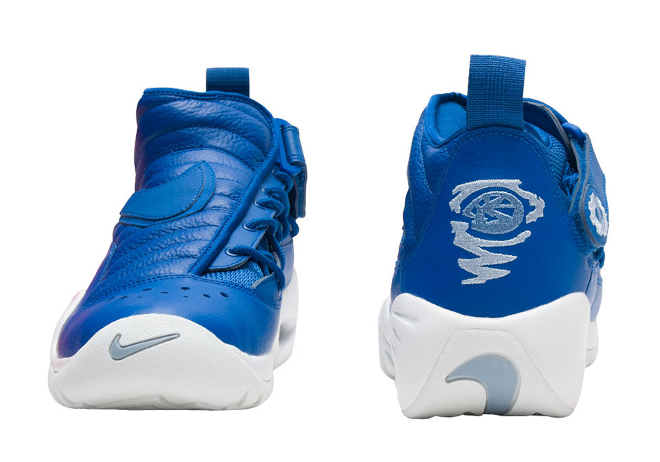 Nike Air Shake Ndestrukt Royal Blue Jay 880869-401