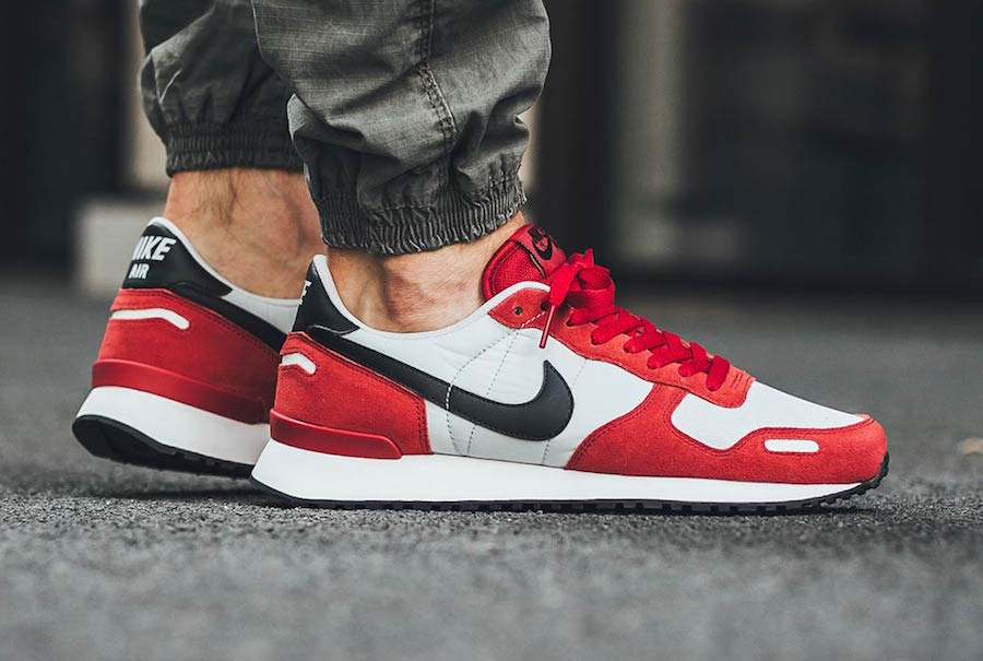 Nike Air Vortex Chicago Gym Red Black White 903896-600
