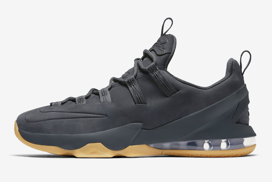 Nike LeBron 13 Low Anthracite Gum AH8289-001
