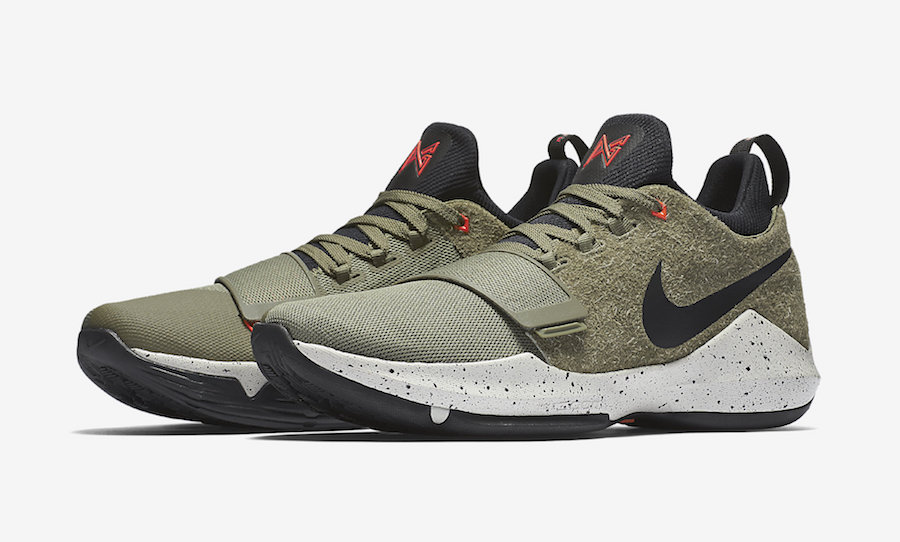 new product a8c76 5615f Nike PG 1 Elements Release Date - Sneaker Bar Detroit