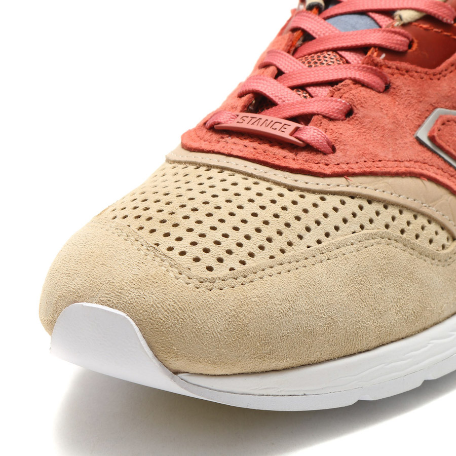 new style a032b 7e4c1 Stance x New Balance Collection - Sneaker Bar Detroit